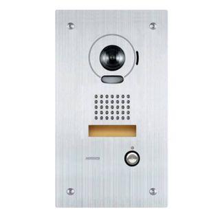 AIPHONE, IS Series, IP video door station, Vandal resistant, Weather resistant, Flush mount,