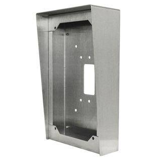 AIPHONE, Surface mount box, stainless steel, suits  IXDF, IXDFP, IXDFPI, IXSS, IXDFRP10, ISSS, ISDVF, ISIPDVF