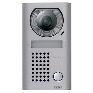 AIPHONE, JF Series, Door station, Video, Colour, Silver, Surface mount, Vandal resistant, Suits JF1MD and JF2MED,