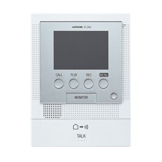 AIPHONE, JF Series, Room station, Sub, Video, Colour, Hands free, Suits JF2MED, Max 2 per system, 18V DC 220mA,