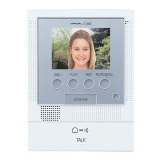 AIPHONE, JF Series, Room station, Master, Video, Colour, Hands free, With picture memory, 18V DC 400mA,