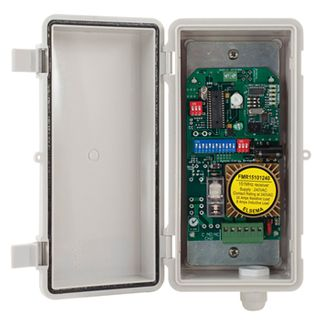 ELSEMA, Receiver, 1 Channel, 151MHz FM signal, 240V AC, IP66 case,