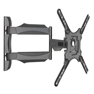 """ULTRA, Monitor bracket, Wall mount, articulated & swing arm, Black, Suits LCD from 27"""" to 75"""", 31.8kg holding force, VESA 75x75, 100x100, 100x200, 200x200,400x400,"""