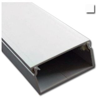 AUSSIEDUCT, Duct, 50 x 25mm, White, 3.1m length,