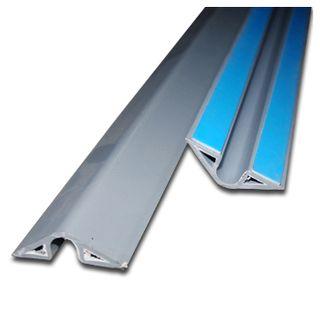 AUSSIEDUCT, Floor mount, 2m length, Grey,