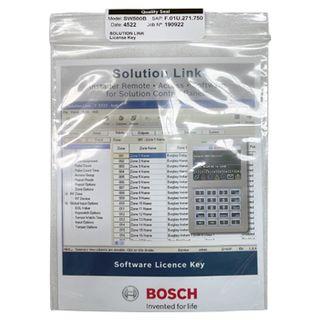 BOSCH, Solution Link, RAS programming software,