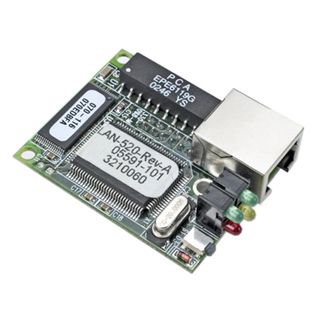 KERI, PXL Tiger II series, LAN interface module, RS232 to Ethernet converter, Provides flexibility in controller networking and allows combining of separate physical sites into a single,