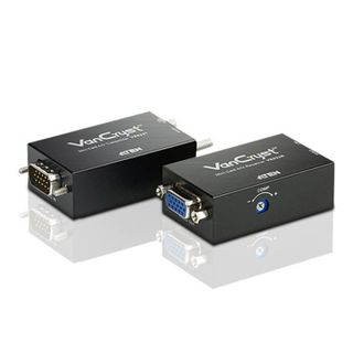 ATEN, VGA over Cat5E video extender, 1280 x 1024 @ 150M max,