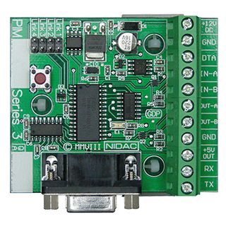 NIDAC (Presco), Interface Module for Solution 64 with CM110,