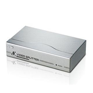 ATEN, 8 port video splitter, 200Mhz 1792 x 1344 @ 60mhz, up to 65mt,