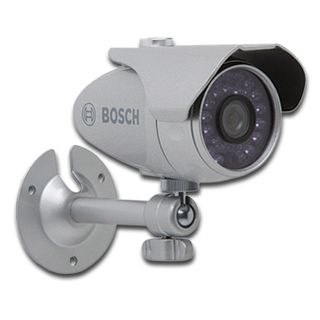 "BOSCH, WZ14, SBS, Integrated IR bullet camera, Colour, 1/3"" CCD, 380TVL, Day/Night, 4mm fixed lens, 30 LED's, 12VDC,"