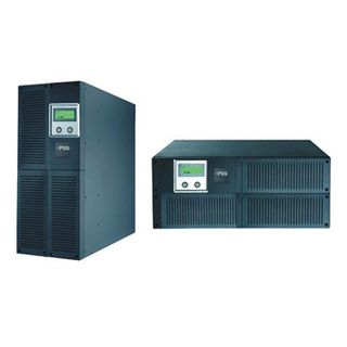 PSS, Extender Series, 800 VA True line interactive, UPS, Power filtering (lightning and surge protection), short circuit/overload protection, 2 RU, 1 Hour backup time,