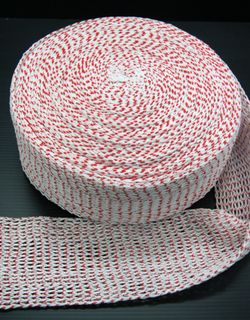 NETTING RED & WHITE X3 48/130 FOR 240