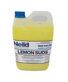 CLEANER NEILD LEMON SUDS DETERGENT 5L