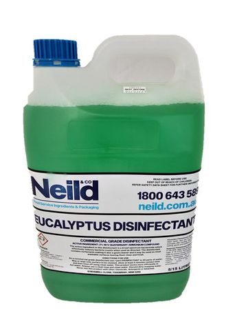 CLEANER NEILD EUCA DISINFECTANT 5L