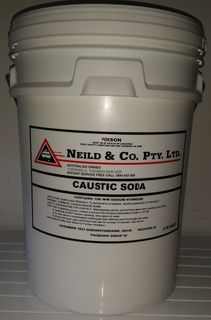 CLEANER CAUSTIC SODA 20 KG