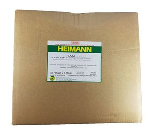 CURE HEIMANN HAM [5X4.55KG]   22.75KG