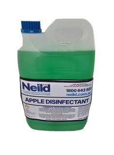 CLEANER NEILD APPLE DISINFECTANT 5L