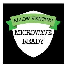 LABEL MICROWAVE READY [500]
