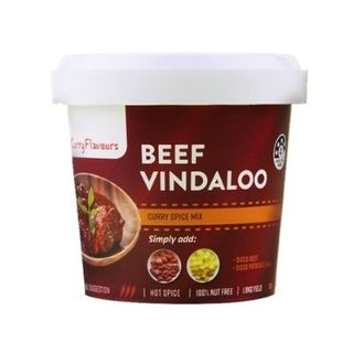 RETAIL CURRY FLAVOURS VINDALOO 100G [8]