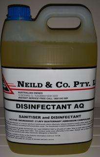 CLEANER NEILD AQ NO PERFUME DIS 5L