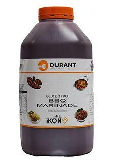 MARINADE DURANT BBQ 4L GF