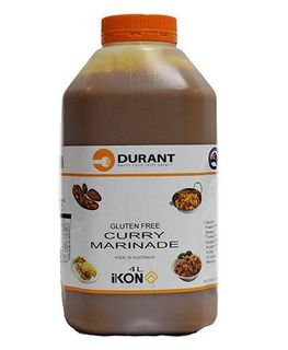MARINADE DURANT CURRY 4L GF