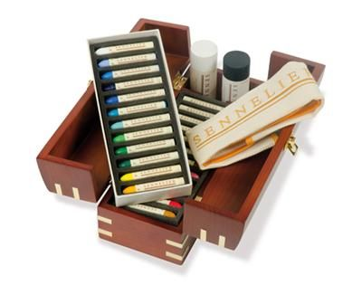 Treasure Chest Oil Pastel Sets