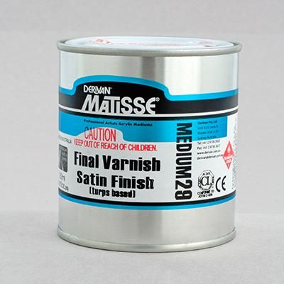 Matisse Satin Final Varnish