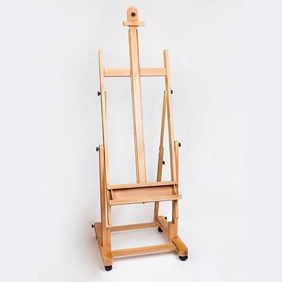H-Frame Easel with Wheels