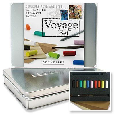Sennelier Voyage Soft Pastels