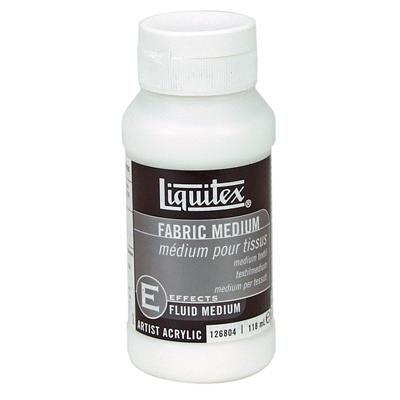Liquitex Fabric Fluid Medium