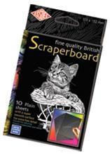 Scraperboard Sheets