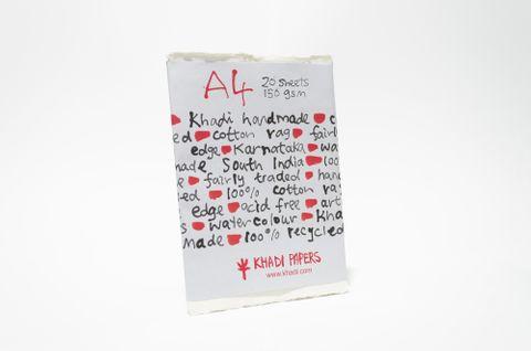 Khadi A4