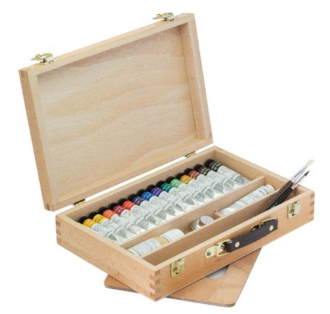 Sennelier Egg Tempera Gift Set
