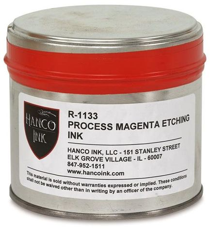 Hanco Etching Inks