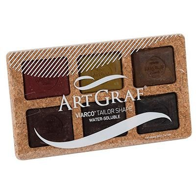 Art Graf Earth Tone Disc Set