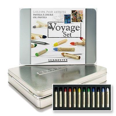 Voyage Oil Pastel Tins