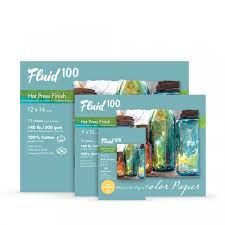 Fluid 100 Hot Pressed