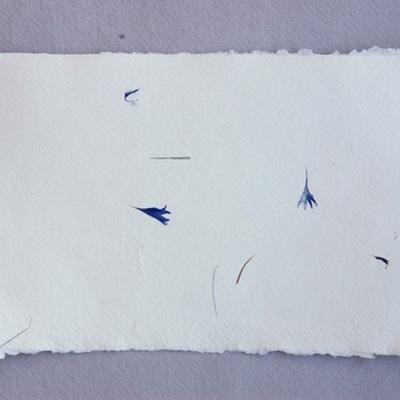 Khadi Cornflower Paper