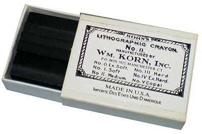 Korns Crayons