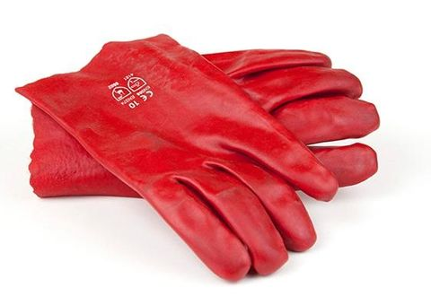 Cotton Gloves - PVC Coated