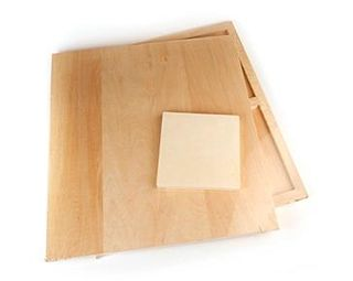 Rectangular Plywood Panels