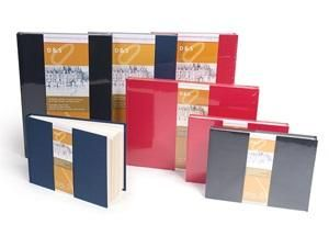 Hahnemuhle Red Hardcover