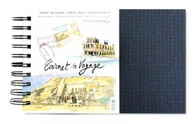 Lana Watercolour Travel Books
