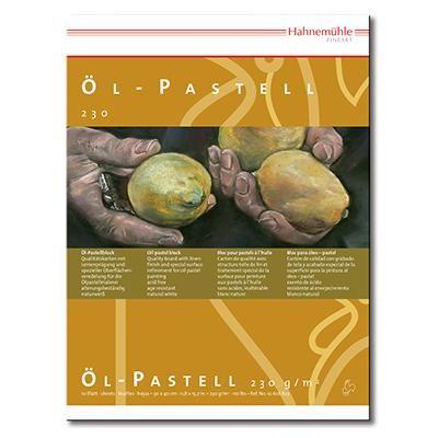 Hahnemuhle Oil Pastel Block