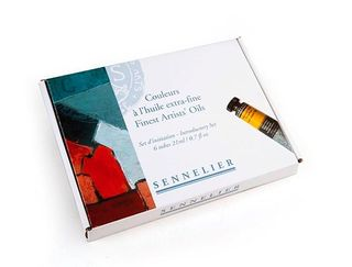 Oil Paint Sets - Sennelier