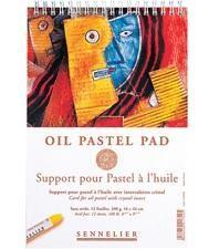 Sennelier Oil Pastel Pads