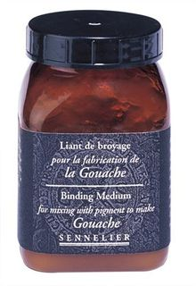Gouache Mediums