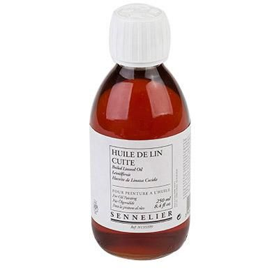 Sennelier Boiled Linseed Oil